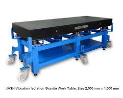 vibration isolation table used vibration isolation tables anti vibration tables platforms
