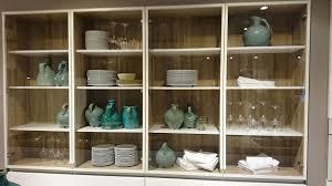 vaisselier cuisine cuisine design en bois clair esprit vaisselier collection 2015