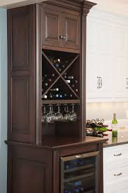 How To Make A Wine Rack In A Kitchen Cabinet kitchen furniture built in wine rack kitchen cabinet designs ideas