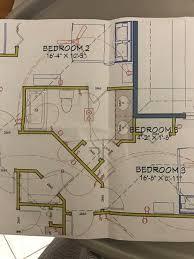 jack and jill bathroom bedroom layout
