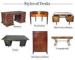 different types of desks types of desks writing desk different types of service desks