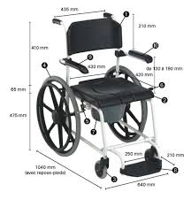siege pour handicapé fauteuil roulant de invacare cascade