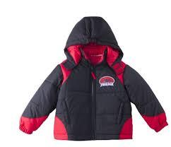 marvel little boys heavyweight puffer jacket