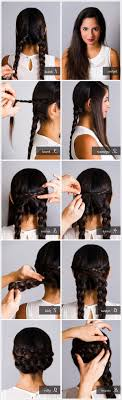 quick party hairstyles for straight hair easy party hairstyles for straight hair hairstyle picture magz