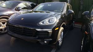 new porsche cayenne at porsche of stevens creek serving santa