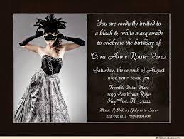 photo masquerade birthday invitation personalize colors