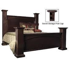 wollersheim 4 post bed handmade in cherry oak pine u0026 more