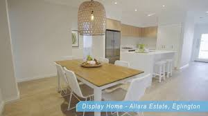 start right homes display home eglinton youtube