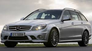 mercedes c63 amg 2007 mercedes c63 amg estate 2007 official pictures by car
