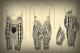 history of tattoo design the art of nature tattoo history of western oceania lars krutak