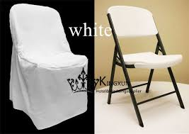 cheap folding chair covers online get cheap poly chair covers aliexpress alibaba