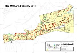 Iso Map Base Map Of Mathare Is Complete