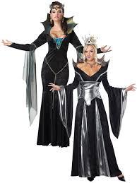evil queen halloween ladies evil queen sorceress fairytale womens halloween fancy