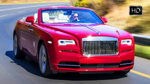 roll royce road 2016 rolls royce dawn convertible ensign red exterior interior