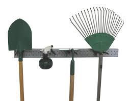 garden tools organize to simplify