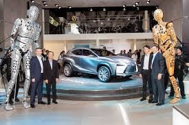 lexus lf nx new compact lexus nx suv loses diesel in europe relies on hybrid