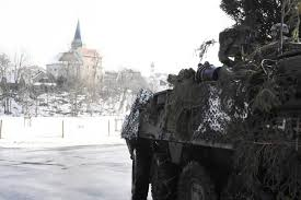 2nd cavalry regiment heads to eastern poland on deterrence mission