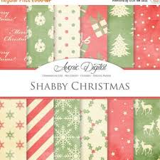 vintage christmas paper best vintage christmas scrapbook paper products on wanelo