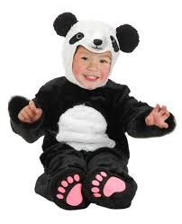 Infant Skunk Halloween Costume Panda Child Costume Baby Halloween Costumes