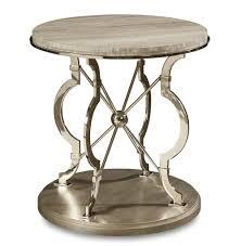 yeats round lamp table