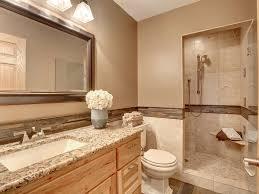 bathroom chair rail ideas 3 4 bathroom chair rail design ideas pictures zillow digs zillow