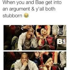 Stubborn Memes - lol omg this is so me and my other half we are sooooooo