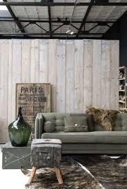 deco loft americain salon style industriel et idées à emprunter pour le recréer