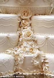 Wedding Cake Quiz Piece Of William And Kate U0027s Royal Wedding Cake Sells For 7 5k At