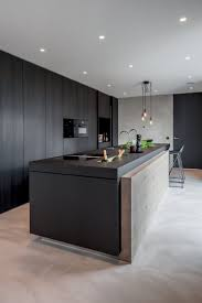 modern kitchen design pics best 25 black kitchens ideas on pinterest black kitchen