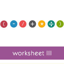 order of operations with whole numbers and exponents basic worksheets
