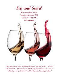 cartoon wine glass wine and cheese social u2013 marlborough square neighborhood association