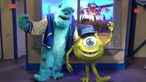monsters university meet u0026 greet mike sulley disney u0027s