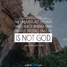 quotes zion national park the greatest act of faith takes place when a man finally decides