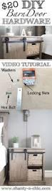 How To Make A Sliding Barn Door by Diy Barn Door Hardware Diy Barn Door Hardware Diy Barn Door And