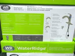 Water Ridge Pull Out Kitchen Faucet Water Ridge Pull Out Kitchen Faucet Setbi Club