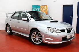 subaru sti 07 used 2007 subaru impreza sti wrx sti type uk for sale in greater