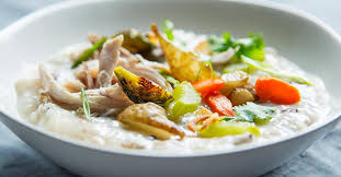 recipe turkey jook rice porridge