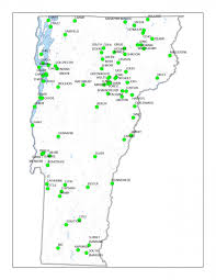 Map Vermont Lay Monitoring Program Department Of Environmental Conservation