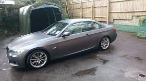 matte grey bmw used bmw 3 series and second hand bmw 3 series in poole