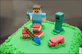minecraft cake gray barn baking
