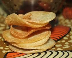 comment cuisiner l igname recettes du cameroun les chips d igname