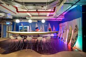 Facebook Office Design by You U0027ll Love Working At Any Office On This List Hq Realty News