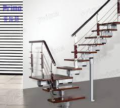 Stainless Steel Stairs Design Villa Stairs Design Indoor Steel Wood Staircase Buy Steel Wood