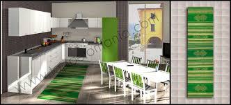 tappeti x cucina gallery of tappeti per la cucina antiscivolo tappetomania su ebay