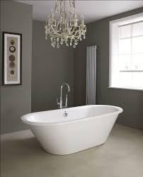 bathroom dark grey wall paint decoration in modern contemporary