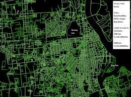 Open Street Maps Google Map Vs Open Street Map U2013 Phnom Penh City Of Water