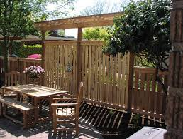 Patio Fence Ideas The 25 Best Types Of Fences Ideas On Pinterest Fencing Types