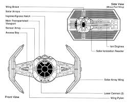 170 best blueprints images on pinterest gi joe blue prints and antrvm ratvs revell darth vader s tie fighter in