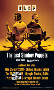 shadow puppets for sale the last shadow puppets at olympia theatre dublin expired