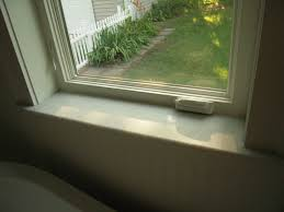 decorate bathroom window sill small decorating appealing bay window sill ideas